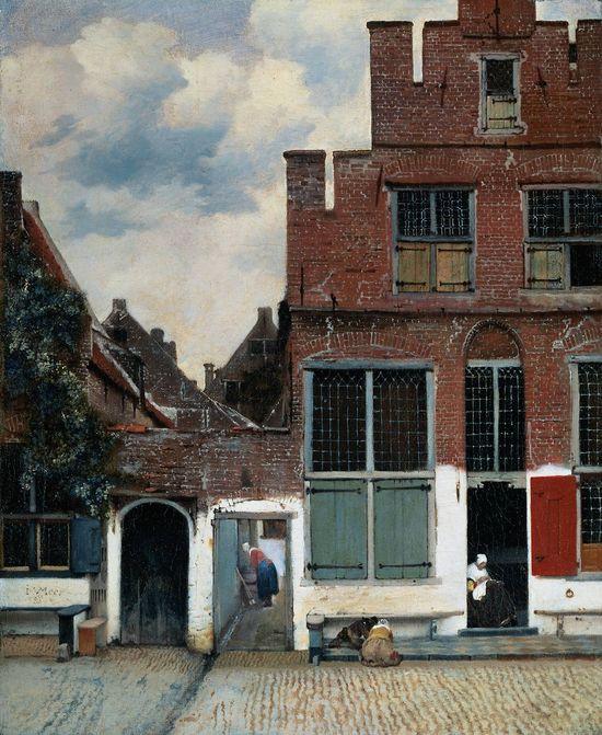 Little-street Vermeer