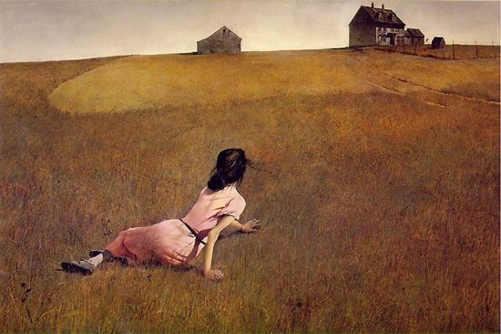 Andrew Wyeth, Christina's World 1948