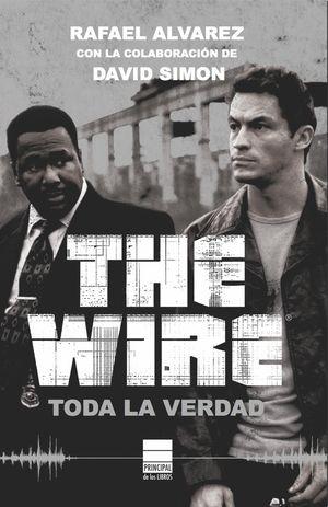 'The wire. toda la verdad'. Principal de Libros