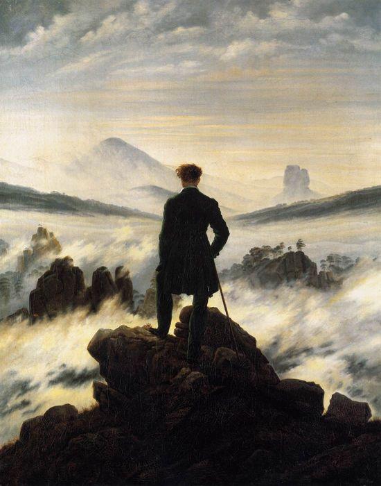 Caspar-david-friedrich-el-caminante-sobre-el-mar-de-nubes