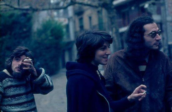 Sisa, con la legendaria Dolors Palau, la respuesta catalana a Licorice Likky, plus Paco Pi, bajista memorable.