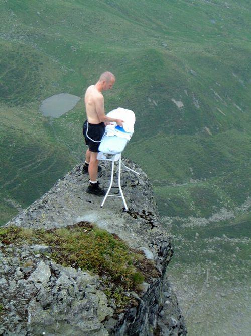 Extrem ironing 21