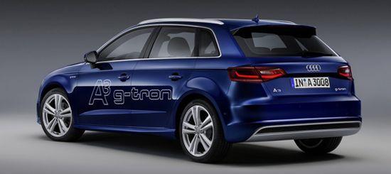 Audi A3 g-Tron | Unitedpictures