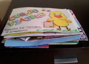 El libro viajero gt gt de mamas amp de papas gt gt - Ideas libro viajero infantil ...
