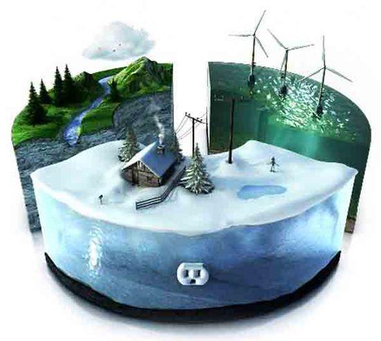 Contratar electricidad verde, y sin tener que pagar más