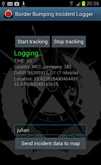 Border Bumping Android