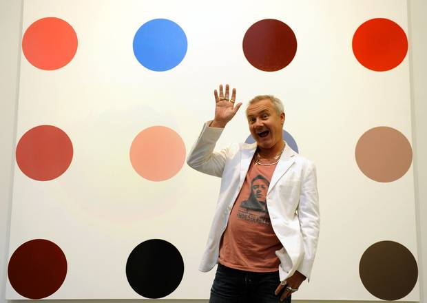 Dammmien-Hirst Getty