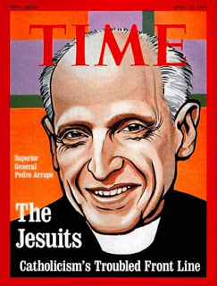 Arrupe en The Time