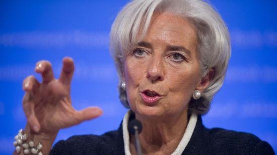 La directora del FMI, Christine Lagarde.  SAUL LOEB (AFP)