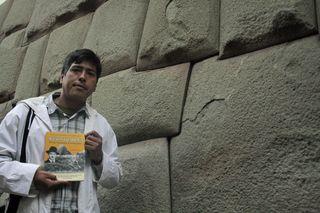 Carlos Lizárraga Álvarez, historiador y bisnieto de Agustín Lizárraga.