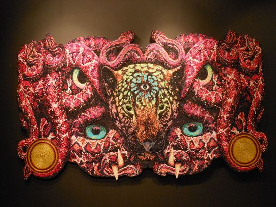 ART LIMA.Harry Chavez.Vertice