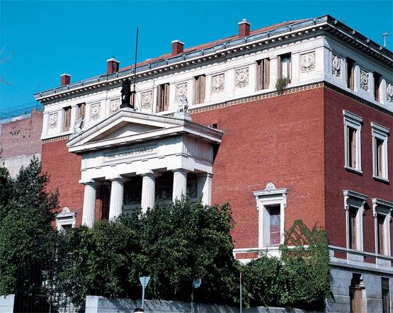 Edificio Real-Academia-Española