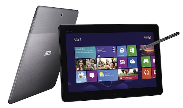 Tableta Asus Vivo Tab con Windows 8 y procesador Intel