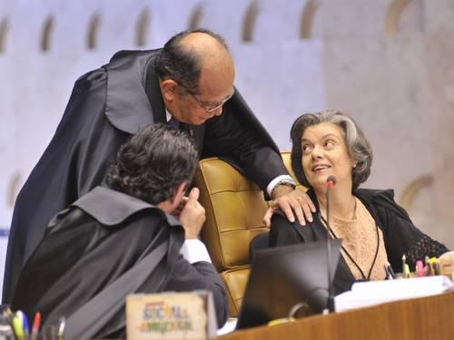 Carmen Lucia en el Supremo