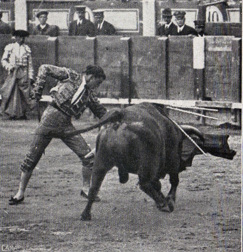 Joselito campua2 sevilla 1912