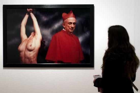 Andres Serrano.Historia del sexo
