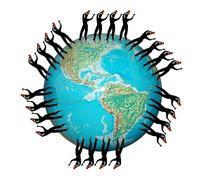 Global Choreography