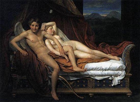 Eros psique