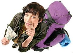 Backpacker-money