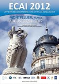 Cartel de la conferencia ECAI 2012