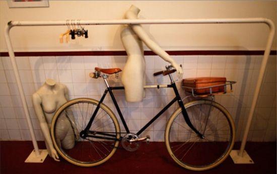 Bici Vintage. Samu Sánchez