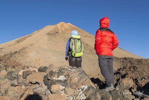 Teide, subida a la cumbre