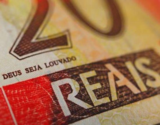 Billete de banco brasileño