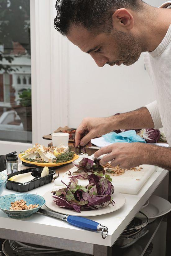 Ottolenghi cocina
