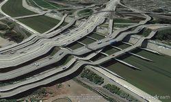 Postcards from Google Earth de Clement Valla - LA
