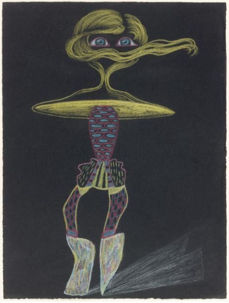 Cadavre exquis (c 1930) Valentine, Breton, Éluard