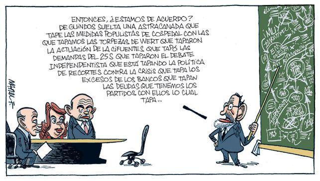 Galimatías Rajoy