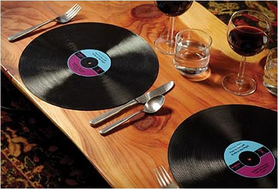 Record-placemats
