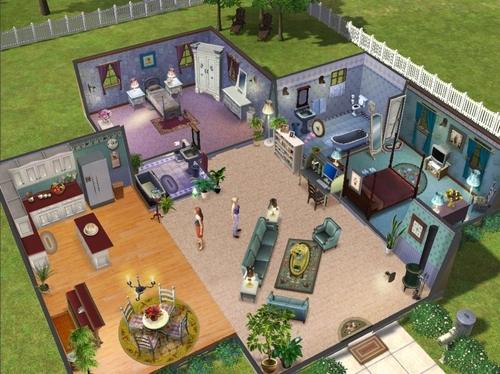 Moma.the sims
