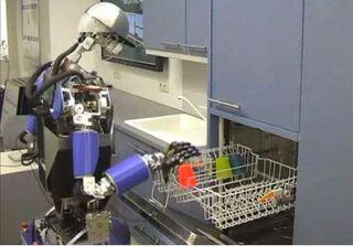 Robot asistente de cocina