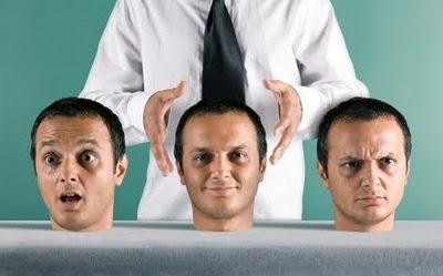 Three-faces