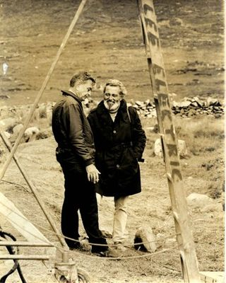 David Lean y Perico Vidal