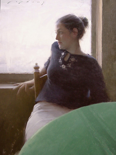 Jeremy lipking Day Dreaming_32x24