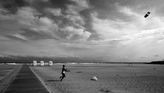 Platja de Borriana, l'Arenal. Foto de Joan A. Vicent