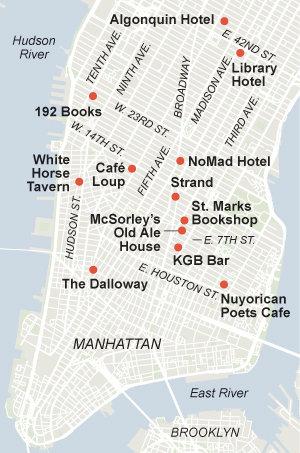 Literary NY map_NY Times