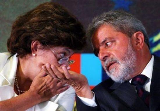 Dilma y Lula curados de cáncer