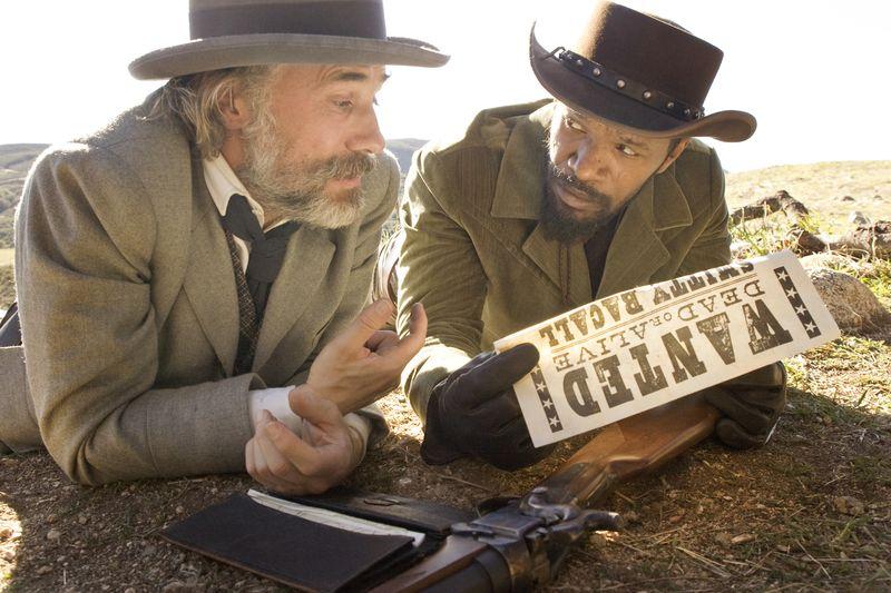 'Django desencadenado', de Quentin Tarantino