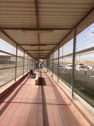 Paso fronterizo de Erez