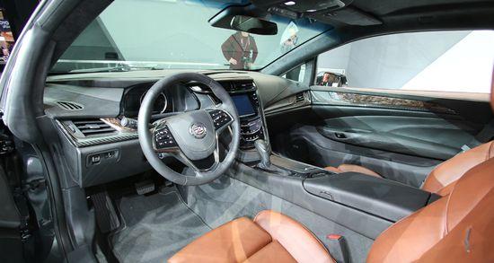 Cadillac ELR / Newspress