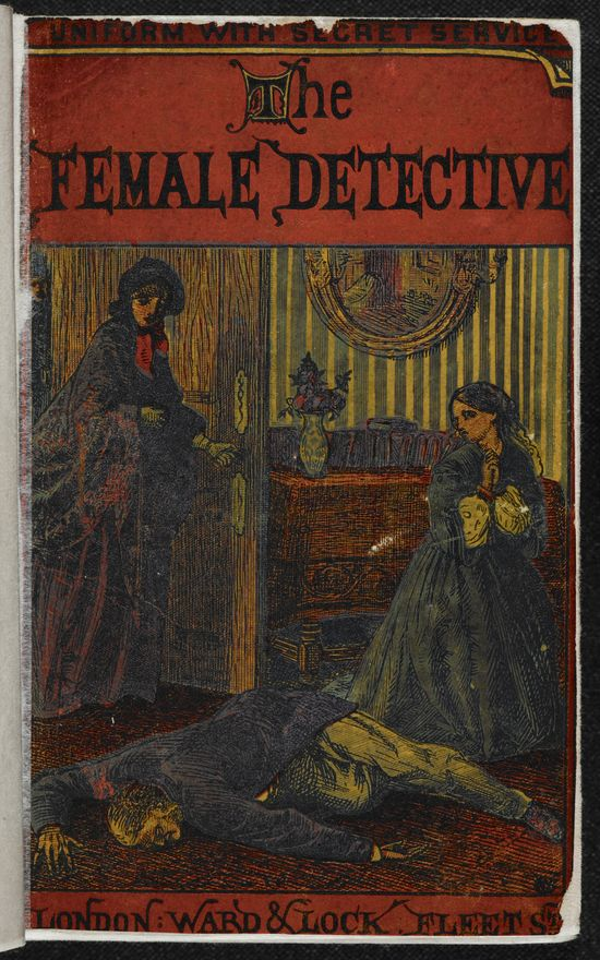 The Female Detective, 1864