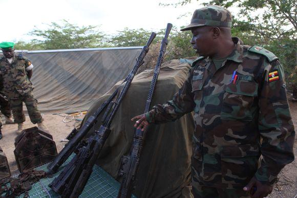 Armas Al Shabab