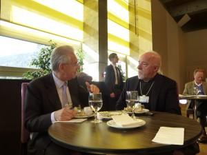 Paulo Coelho em Davos (2)