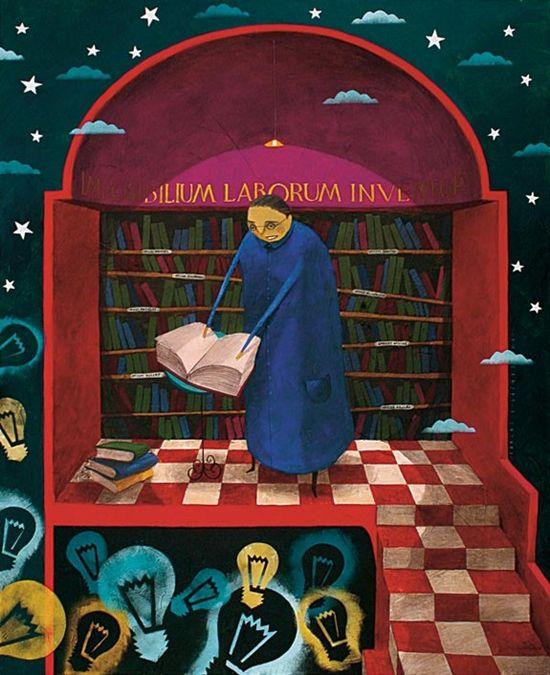 'biblioauringis' o la alegría de conocer
