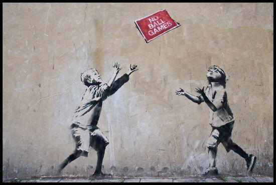 Banksy-4-No-Ball-Games