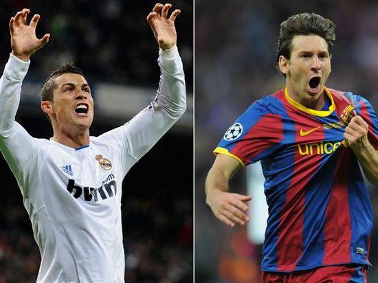 Ronaldo-messi-getty