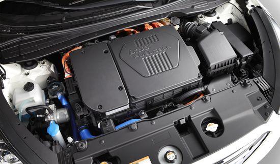 Ix35 FCEV motor